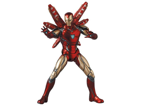 MAFEX Avengers Endgame: Iron Man Mark 85 No. 136