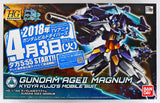 High Grade Build Divers 1/144 - 001 Gundam Age II Magnum