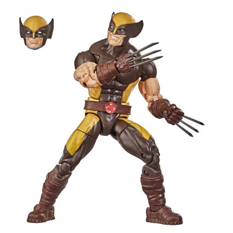 Marvel Legends - X-Men: Wolverine (Tri Sentinel BAF)