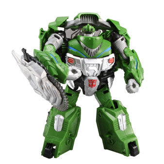 Transformers Go! - G15 Hunter Bulkhead (Takara)
