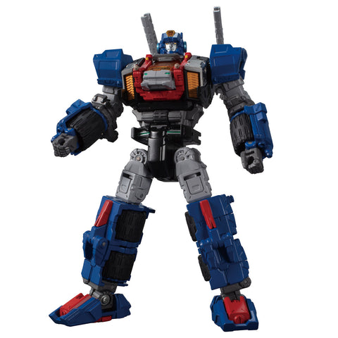 Diaclone Reboot - DA-40 Tryverse Trydasher