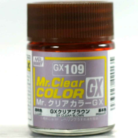 Mr Color - GX109 Clear Brown