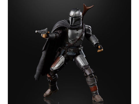 Star Wars the Black Series - The Mandalorian (Beskar Armor)