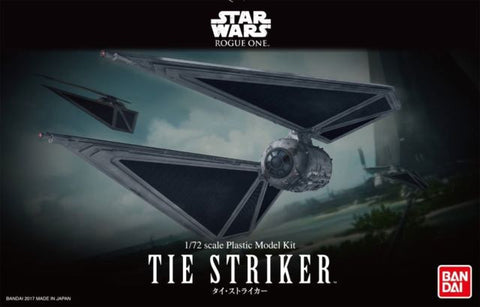 Bandai - Star Wars Model - Tie Striker