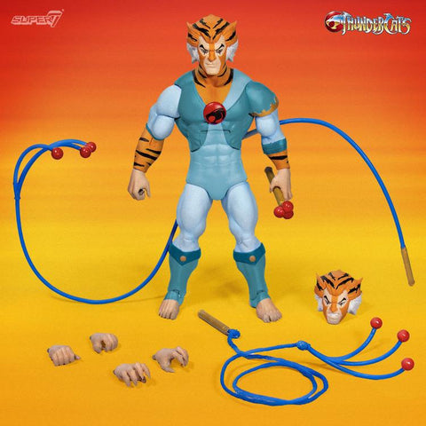 Super 7 - Thundercats Ultimates: Tygra