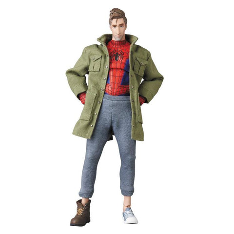 MAFEX Spiderman Into The Spider-Verse - Spiderman (Peter B. Parker) No.108