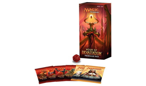 Magic The Gathering - Hour of Devastation Pre-release Pack