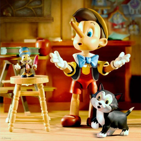 Super 7 - Disney Ultimates: Pinocchio