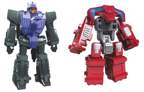 Transformers Generations Siege - Battlemasters Wave 3 - Set of 2