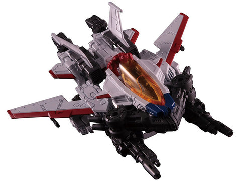 Diaclone Reboot - DA-35 Powered System Sky Jacket (Storm Savers Ver.)