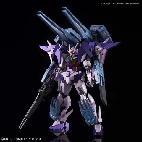 High Grade Build Divers 1/144 - 021 Gundam 00 Sky HWS (Trans-Am Infinity Mode)