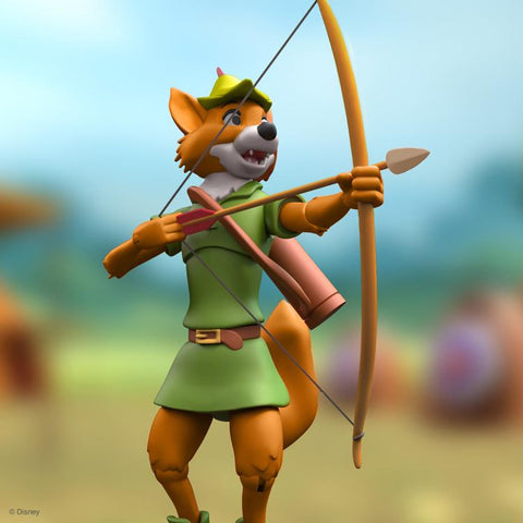 Super 7 - Disney Ultimates: Robin Hood