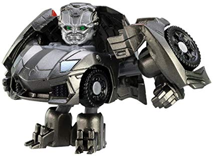 Q Transformers Series 1 - QT03 Movie Lockdown