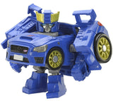 Q Transformers Series 3 - QT16 Alternator Bluestreak