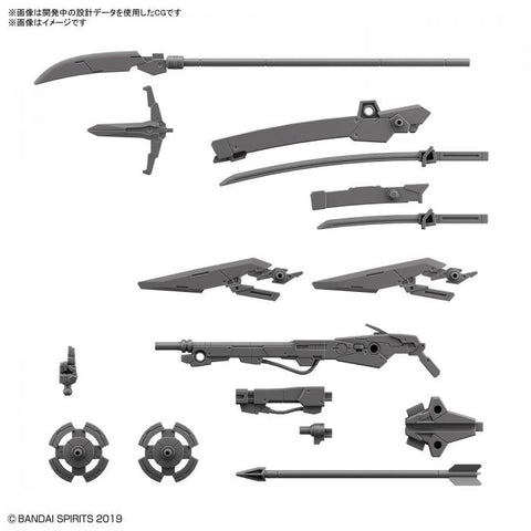 30 Minutes Missions - W-11 Option Weapon for Sengoku Army