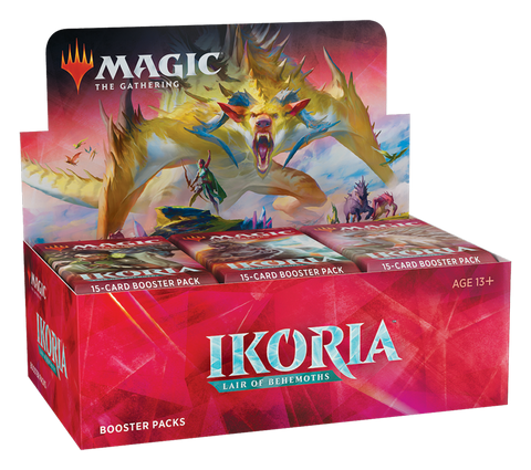 Magic The Gathering - Ikoria: Lair of Behemoths - Booster Box