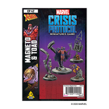 Atomic Mass Games - Marvel Crisis Protocol: Magneto and Toad