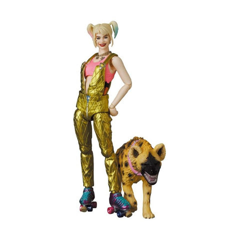 MAFEX - Birds of Prey: Harley Quinn No.153 (Overalls Version)