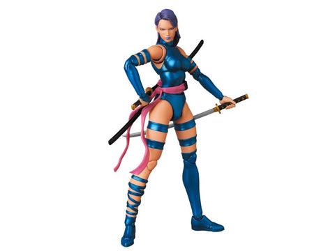 MAFEX X-Men: Psylocke No. 141 (Comic Version)