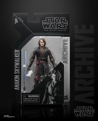 Star Wars the Black Series - Archive: Anakin Skywalker