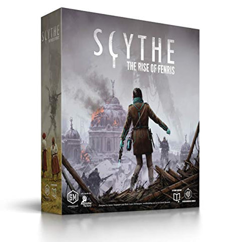 Stonemaier Games - Scythe The Rise of Fenris