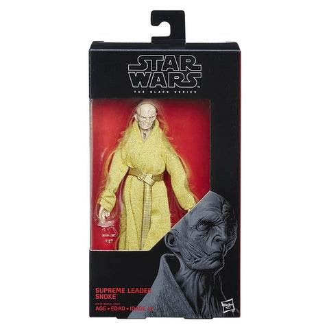 Star Wars the Black Series - Wave 14 - Supreme Leader Snoke