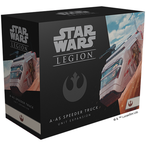 Fantasy Flight Games - Star Wars : Legion - A-A5 Speeder Truck Unit Expansion