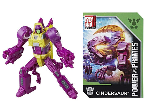 Transformers Generations Power of The Primes - Legends Cindersaur