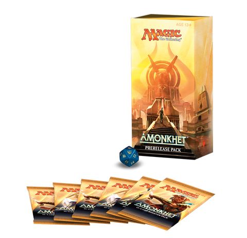 Magic The Gathering - Amonkhet Pre-release Pack