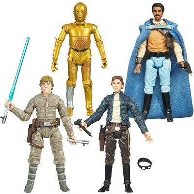 Hasbro - Star Wars: The Vintage Collection Wave 26 Set of 4 Figures (3 3/4 Scale)