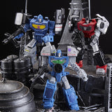 Transformers Generations Siege - Deluxe Refraktor Reconnaissance Team Exclusive Three Pack