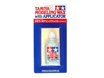 Tamiya - Modeling wax With Applicatior