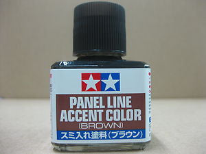 Tamiya Panel Accent Brown