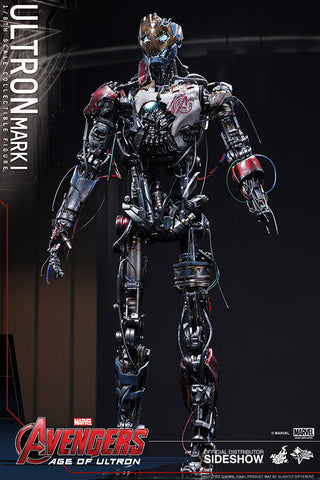 Hot Toys - Ultron Mark I - Avengers: Age of Ultron