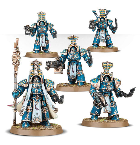 GWS - Thousand Sons: Scarab Occult Terminators