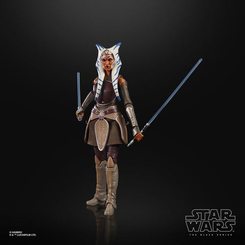 Star Wars the Black Series - Star Wars Rebels: Ahsoka Tano