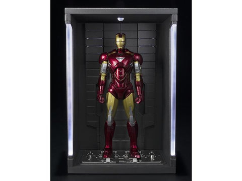 Bandai - S.H.Figuarts - Iron Man 2 - Iron Man Mark VI & Hall of Armor Set