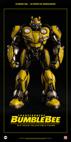Threezero - Bumblebee Movie: DLX Bumblebee (3rd Batch)