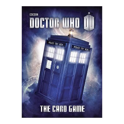 Cubicle Seven - Doctor Who Card Game 2nd Edition