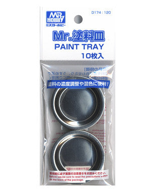 Mr Paint Tray