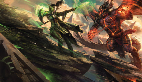 Magic The Gathering - Duel Decks: Nissa vs. Ob Nixilis