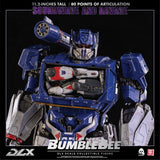 Threezero (ThreeA) - Bumblebee Movie: DLX Soundwave and Ravage