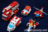 TFC - Star Rescue Robo Set of 5