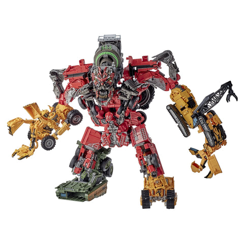 Transformers Studio Series - Revenge of the Fallen Devastator Constructicon Combiner Set