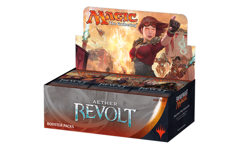Magic The Gathering - Aether Revolt Booster Pack