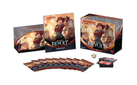 Magic The Gathering - Aether Revolt Bundle