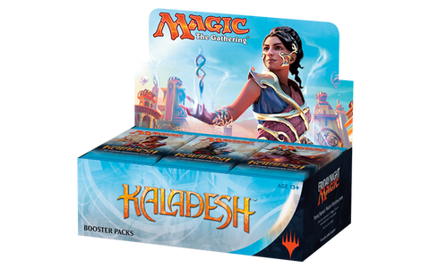 Magic The Gathering - Kaladesh Booster Pack