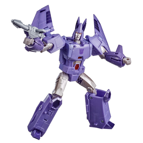 Transformers War for Cybertron: Kingdom - Voyager Class Cyclonus