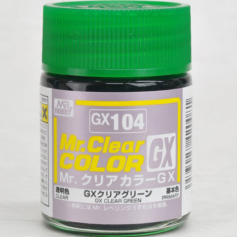 Mr Color - GX104 Clear Green