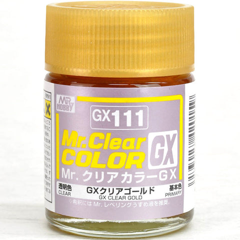 Mr Color - GX111 Clear Gold